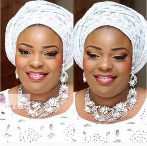 Photos: The Only Single Female Legislator In The Lagos State House Of Assembly Weds